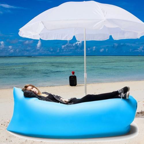 מזרון פוף מתנפח לחום הים - הלהיט של הקיץ!!