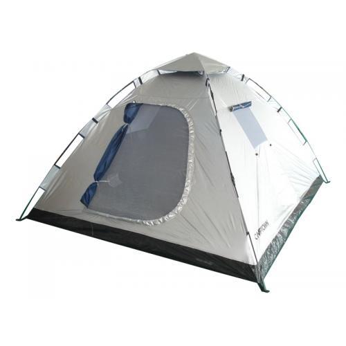 אוהל פתיחה מהירה מפואר ל-4 אנשים של CAMPTOWN