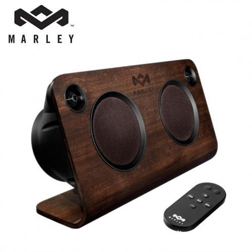 מערכת אודיו ביתית בלוטות' GET UP STAND UP מבית Marley