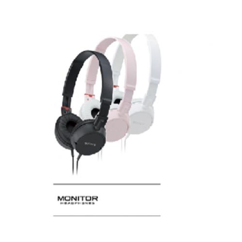 אוזניות דינמיות מרופדות MDR-ZX110AP