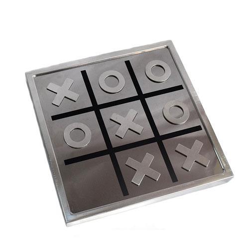 XOX - משחק איקס עיגול מאלומיניום