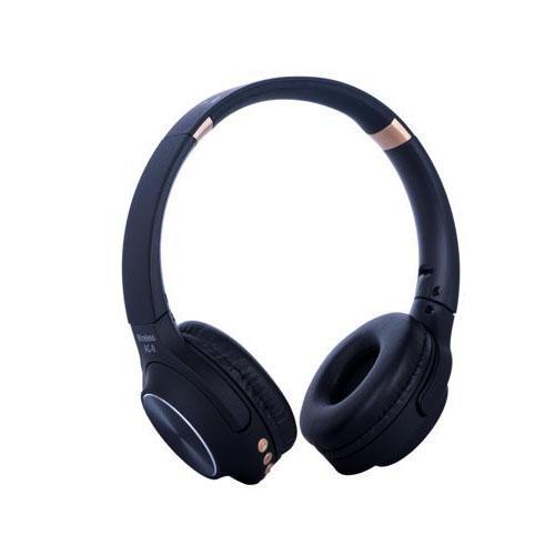 אוזניות קשת BLUETOOTH עם רדיו מובנה