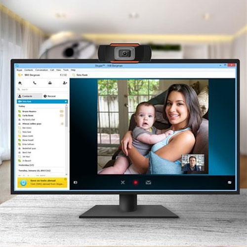 מצלמת רשת דיגיטלית בעלת איכות תמונה גבוהה