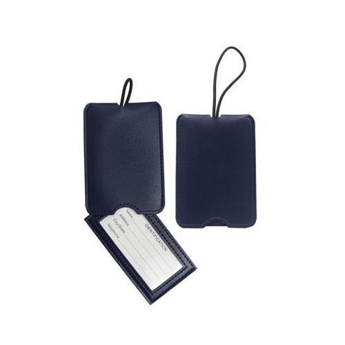 תג מזוודה נשלף העשוי מ PU