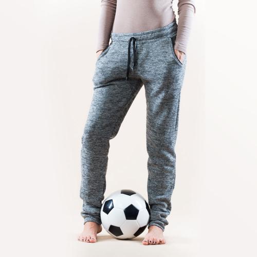 מכנסי טרנינג לנשים -גזרה צרה