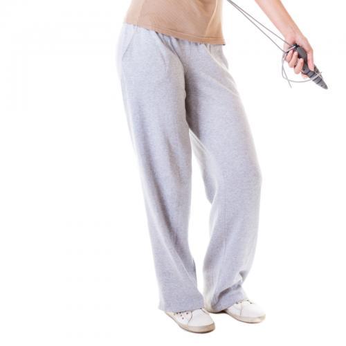 מכנסי טרנינג לנשים -גזרה רחבה