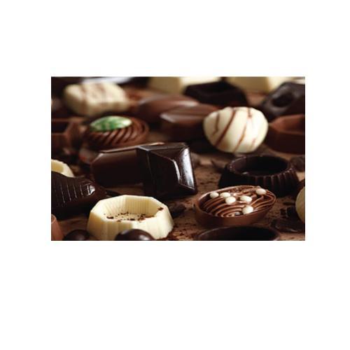 הדפסה על קוואטרוים משוקולד מריר