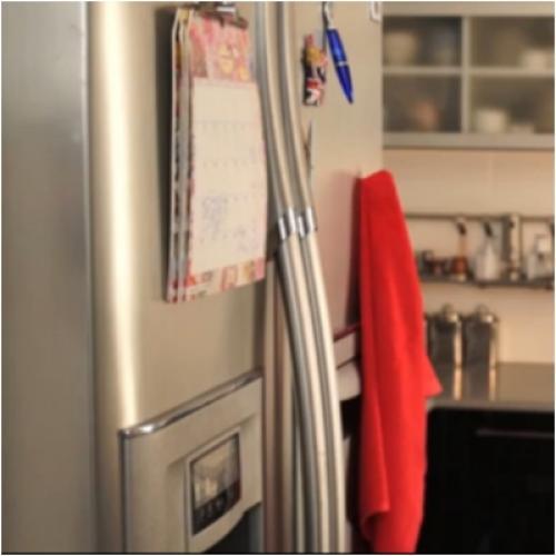 זוג מגבות מגנטיות - פטנט מדליק למטבח