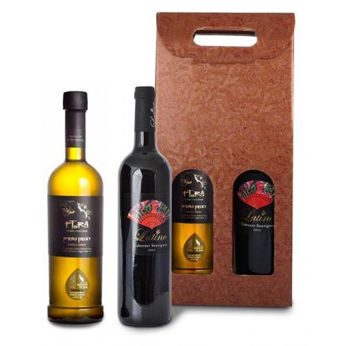 יין ושמן זית