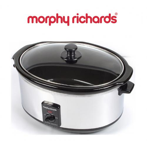סיר בישול איטי 8 ליטר Morphy Richards