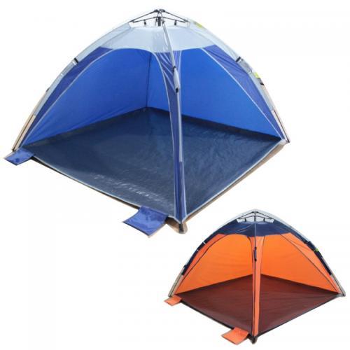 אוהל צל משפחתי פתיחה מהירה - ל3-4 אנשים