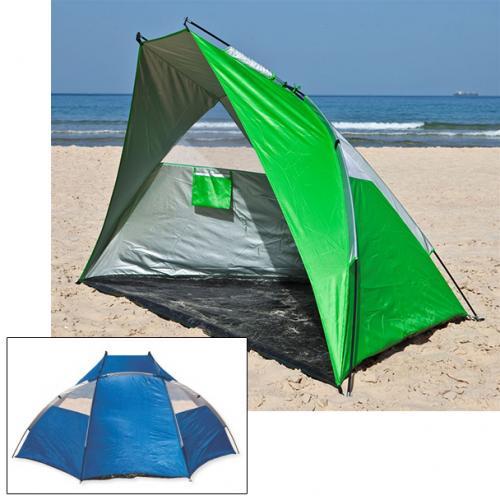 אוהל חוף ל4 איש