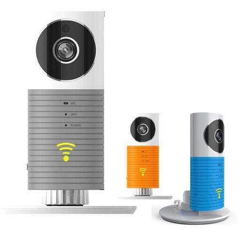 מצלמת  Wi-Fi ביתית עם ראיית לילה לאבטחה ובקרה