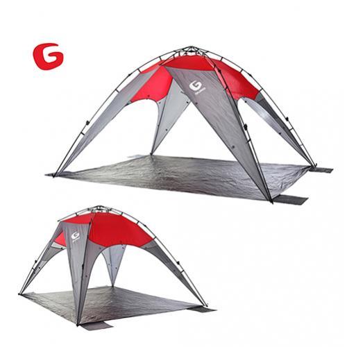 אוהל צל איכותי לעד 8 אנשים דגם GURO HORIZON