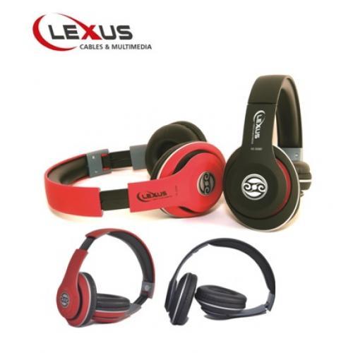 אוזניות בלוטות' מתקפלות איכותיות LEXUS