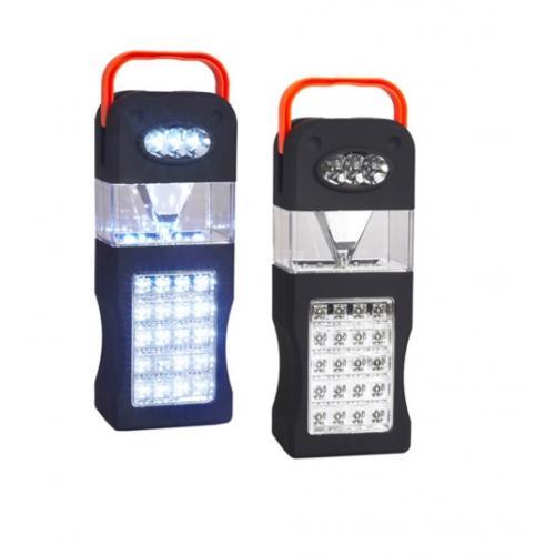 פנס לדים מחוזק לתאורת חירום ותאורת שטח - חסכוני במיוחד!
