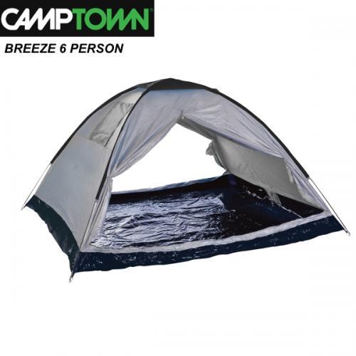 אוהל 6 אנשים דגם בריזה