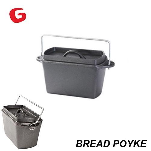 פוייקה מיוחד להכנת לחם בשטח