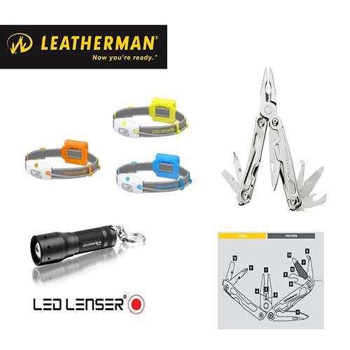 ערכת לדרמן Leatherman