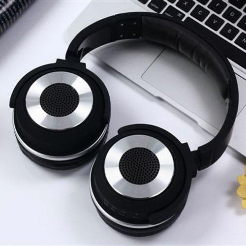 אוזניות קשת BLUETOOTH שהופכות לרמקול