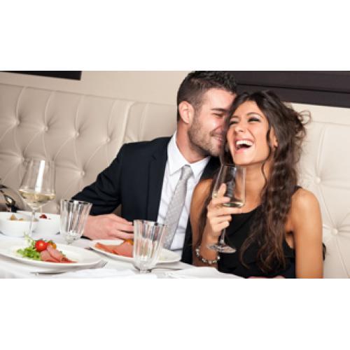 ארוחת גורמה זוגית במסעדת שף