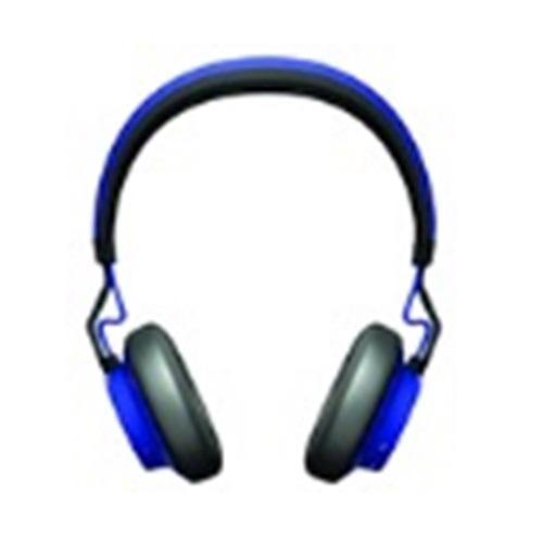 אוזניות אלחוטיות מעוצבות ואיכותיות בצע כחול מבית ג'ברה