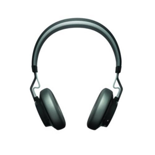אוזניות אלחוטיות מעוצבות ואיכותיות בצבע שחור מבית ג'ברה