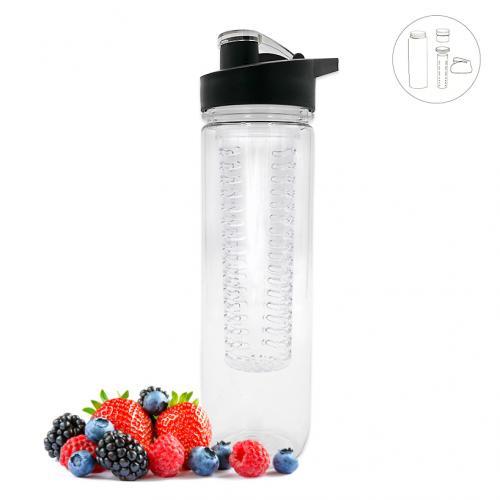 בקבוק ספורט איכותי עם תא דיפיוזר להוספת פירות