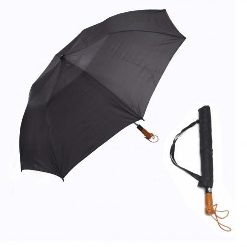 """מטריה ג'מבו """"27  פתיחה אוטומטית מתקפלת"""