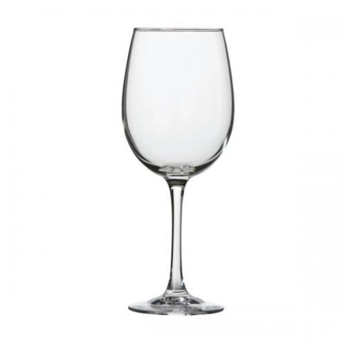 """כוס יין ממותגת - 350 מ""""ל"""