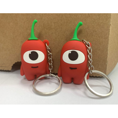 מחזיק מפתחות בצורת גמבה