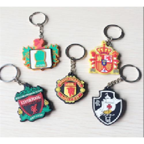 מחזיקי מפתחות סמלי כדורגל