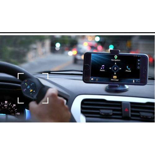 מערכת חדשנית לשליטה בטלפון בעת נהיגה InprisWay - קל לנהוג בטוח!