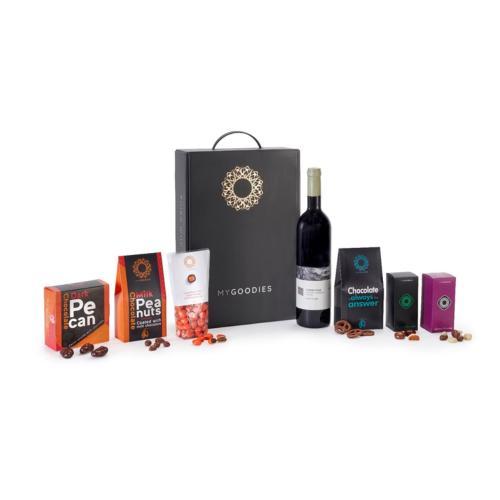 """מארז נפטון B הכולל יין אדום קברנה סובניון, גליל עליון, יקב """"הרי גליל"""""""