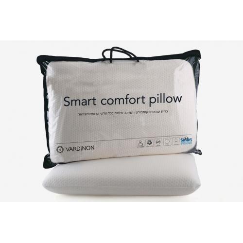 לישון בריא עם כרית סמארט קומפורט VARDINON