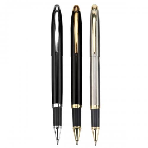 עט רולר ג'ל WAVE חדש!    גוף מתכת.  פטנט בלעדי של מילוי מיוחד  לכתיבה זורמת וחלקה.