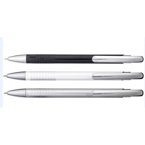 """עט מתכת """"טולדו"""" ראש סיכה ג'ל 0.7mm"""