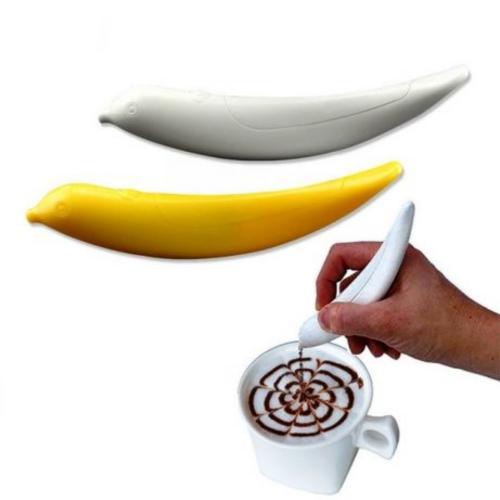 עט אבקות ותבלינם – לקישוט וציורי קפה ומאכלים