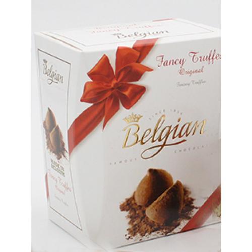 שוקולד טראפלס BELGIAN