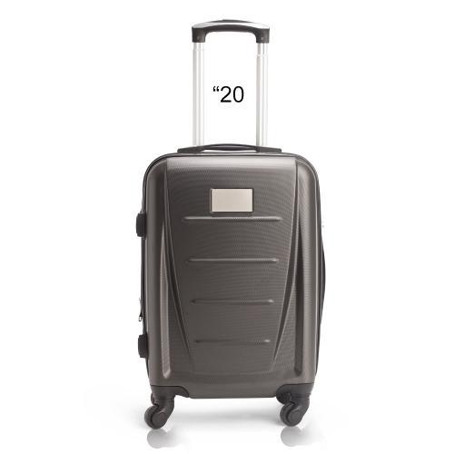 מזוודה חכמה קשיחה 4 גלגלים