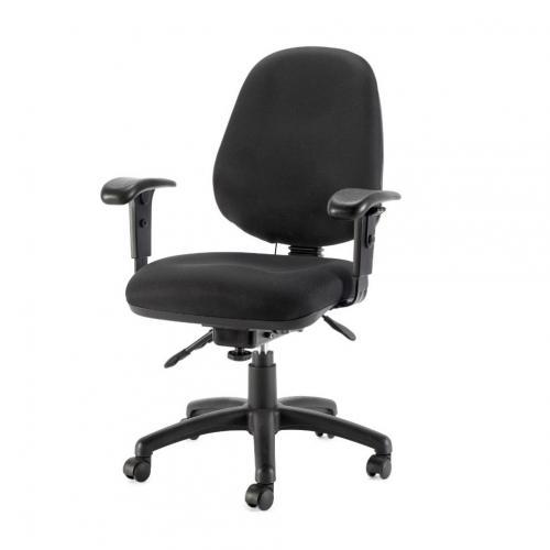 """כסא מחשב ERGO ONE עם מושב אנטומי יחודי - ד""""ר גב"""