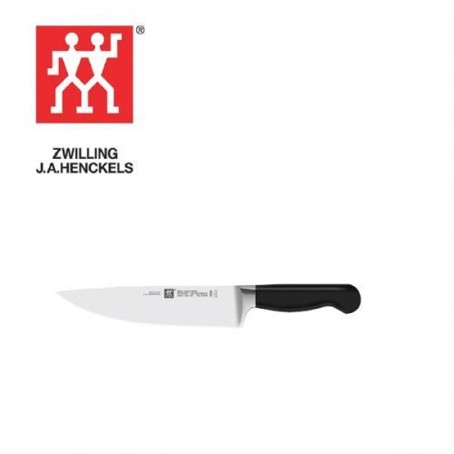 """סכין שף  """"8 ZWILLING PURE"""