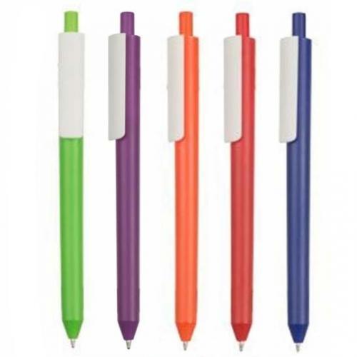 עט פלסטיק ראש מילוי ג'ל