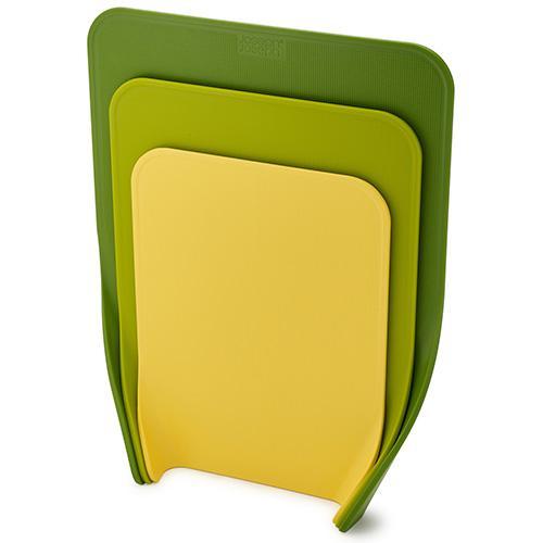 סט 3 קרשי חיתוך NESTCHOP ירוק