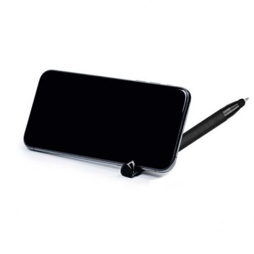 עט עם מעמד לטלפון נייד