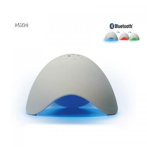 רמקול Bluetooth  עוצמתי עם תאורה מתחלפת