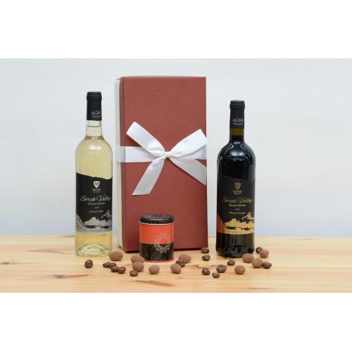 מארז קטן יין לחג