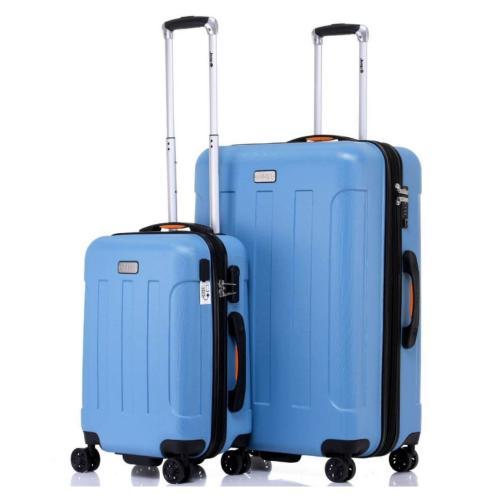 זוג מזוודות  20+28 אינץ, דגם מיזורי באיכות הבינלאומית של  JEEP. **** אין מלאי