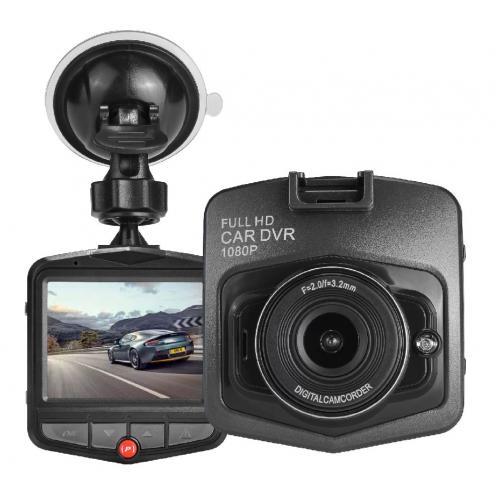 מצלמת רכב קלה ונוחה לחיבור ושימוש מסך צבעוני ברזולוציה גבוהה