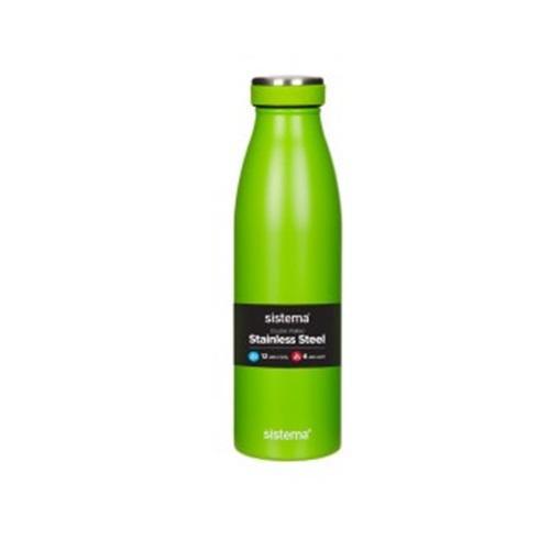 """בקבוק 500 מ""""ל מנירוסטה דגם הידרו"""